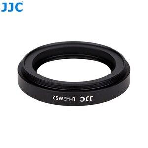 Image 4 - JJC LH EW52 Paraluce per obiettivi fotografici Per Canon RF 35 millimetri f/1.8 Macro IS STM Lens Sostituisce Canon EW 52 Fotocamere Accessori