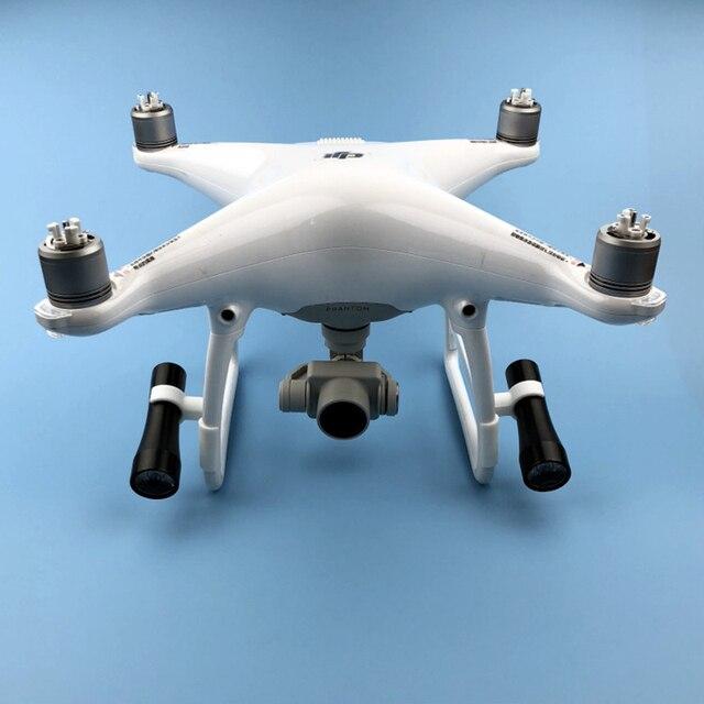 US $9 98 20% OFF|DJI Phantom 4 LED Light Night Flight Searchlight  Spotlights Lights for Phantom 4/4 Pro V2 0 Phantom 4 Advanced  Accessories-in Drone