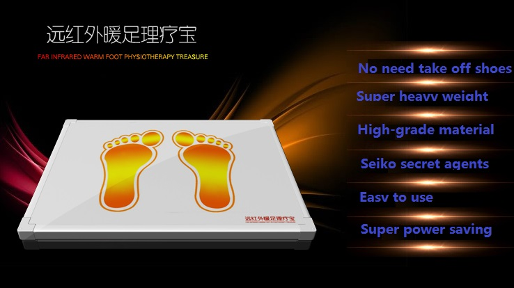 N80W-2,Free shipping,Carbon crystal to warm foot, Feet warmer,office warm floor,winter foot warmers,carbon crystal to warm feet, tf05 4 carbon crystal foot warmer heater home energy saving office quick heating electricity saving warm pad warm feet heat
