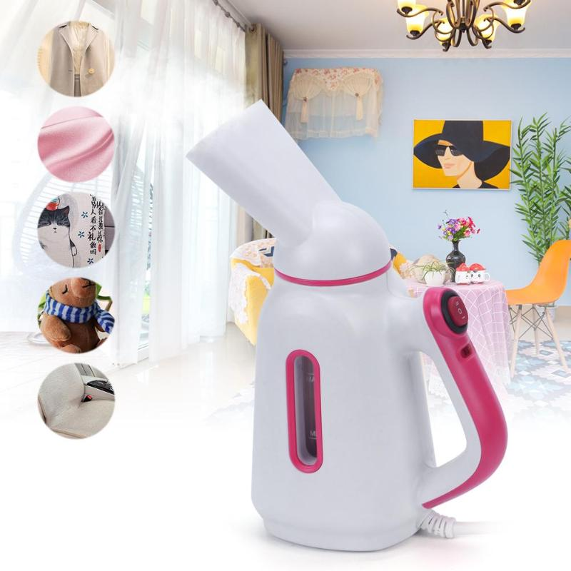 все цены на 850W 2 Modes Garment Steamer for Clothes Steam Iron Cleaning Machine for Ironing Handheld Vertical Clothes Steamers 110/220V онлайн