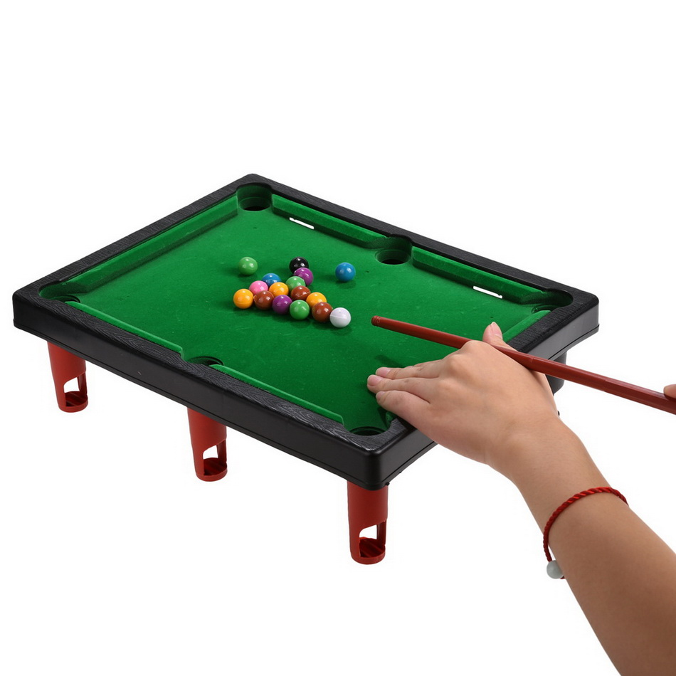 Kids Mini Desktop Pool Table Set Billiard Table Tabletop Pool Table Kids  Fun Toy As Christmas Gift In Toy Sports From Toys U0026 Hobbies On  Aliexpress.com ...