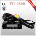Tyt th-9800 transceptor móvil th9800 radio estación 50 w 809ch automotriz scrambler repetidor de banda cuádruple v/uhf coche camión radio