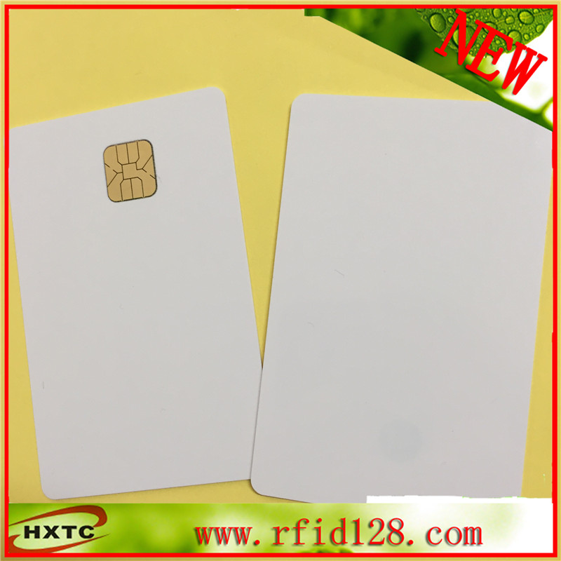 Free Shipping 50PCS/Lot Contact AT24C02 Chip Smart IC Card with 2K Memory Printable By Zebra Fargo Prima ID Card Printer 20pcs lot contact sle4428 chip gold card with magnetic stripe pvc blank smart card purchase card 1k memory free shipping