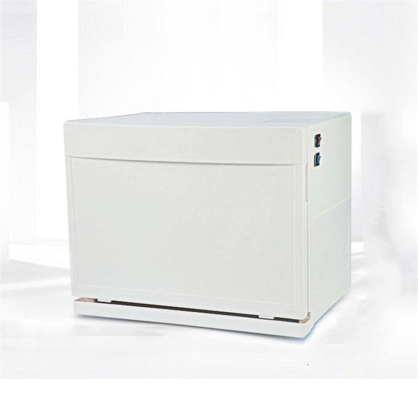 18L Professional Towel UV Sterilizer Machine Beauty Salon Parlour Barber Clothing Towel Ultraviolet Disinfection Cabinet KA-18UV
