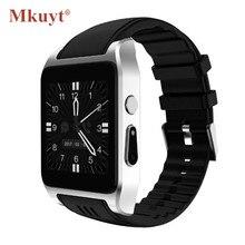 Лучшие MKUYT X86 Bluetooth, Wi-Fi Поддержка смарт-часы 3g/2 г sim-карты X01 ОС android Smartwatch с камерой Whatsapp facebook