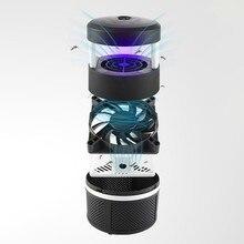 1PCS Summer 5W LED Electric Mosquito Killer Lamp Bulb Fly Bug Insect Zapper ճառագայթահարող մոծակների դեմքին