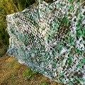 2 M X 3 M Digital camuflagem militar Net Camo capa barraca de esportes do exército da selva compensação para Camping caça Birdwatching