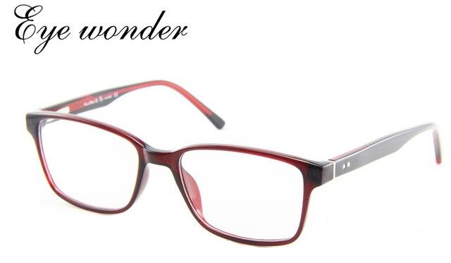 Maravilha dos olhos das mulheres Retro armações de óculos de acetato homens  Designer quadro Optical espetáculo 8f8cd97604