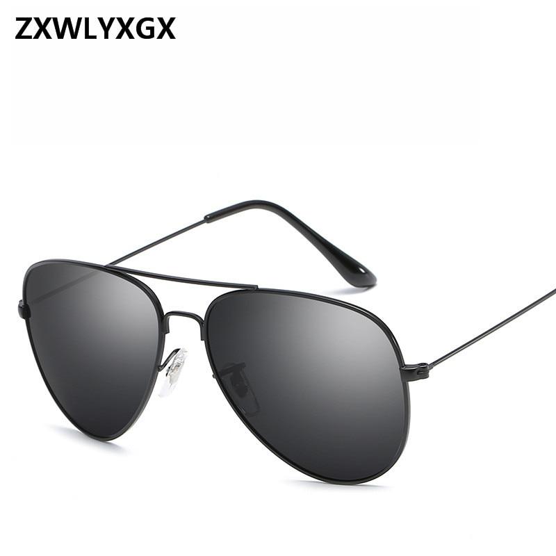 Sunglasses Men metal frame Sun Glasses Brand Designer ...