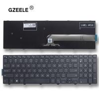GZEELE новая клавиатура для ноутбука Dell Inspiron 15-3000 15-5000 15-3541 15-3542 3543 5542 3550 5545 15-5547 15-5000 15-5547 US