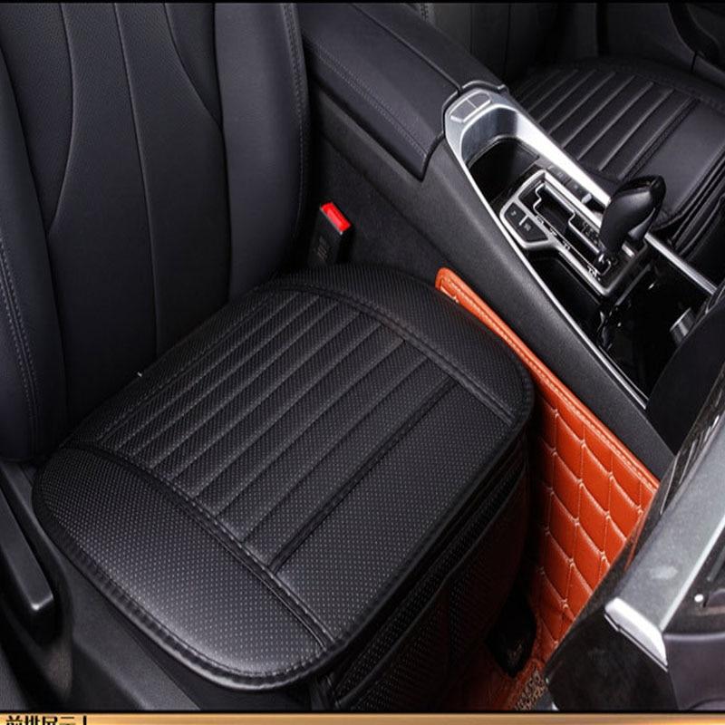 Capa de Almofada do Assento de carro Almofada da Esteira Respirável Confortável Interior Do Carro para o Carro Auto Suprimentos Cadeira de Escritório almofada carro