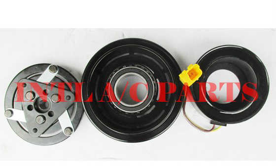 6V12 8200600122 8200651251 8200866437 8200953359 8200953358 кондиционер магнитная муфта шкив для Nissan Renault