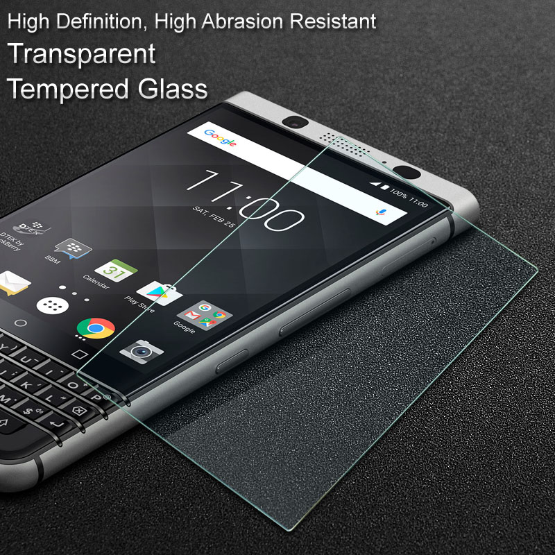 For Blackberry keyone Tempered Glass IMAK explosion-proof Screen Protector Protective Film For Blackberry Mercury DTEK70(China)