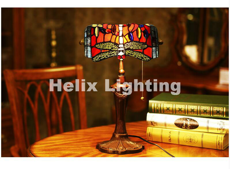 Free Shipping Tiffany Peacock Lamps D51cm H86cm Luxurious Ancient Garden E27 Bedside Lamps Living Room Decoration Bedroom Lamp