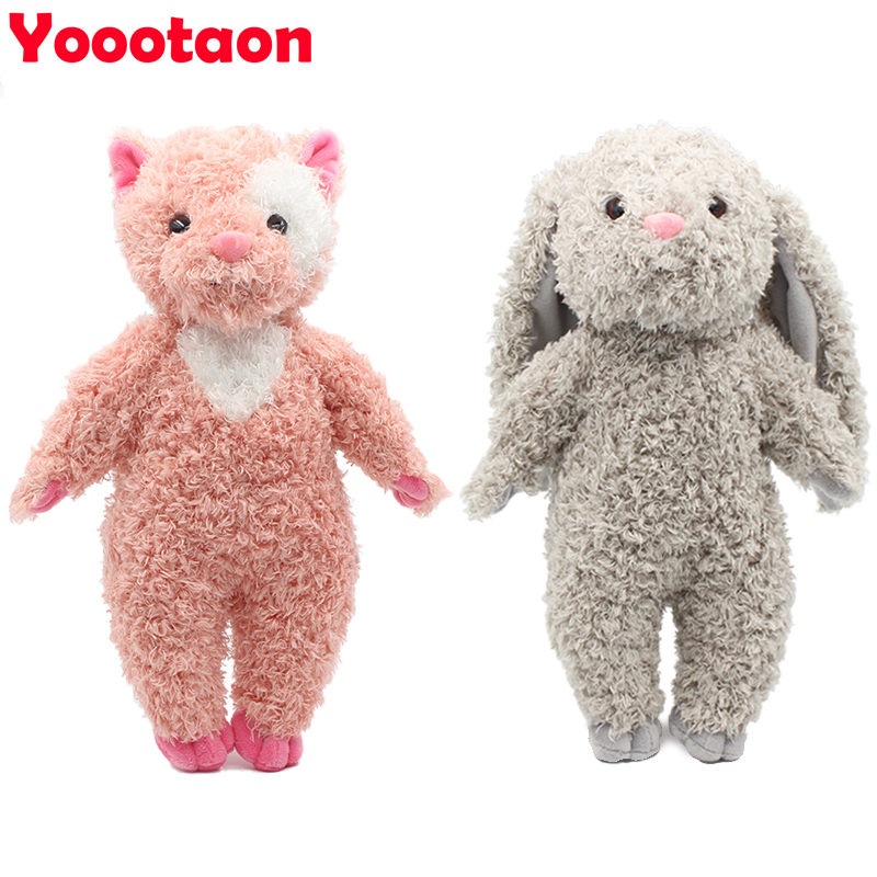 Kawaii BIG stuffed & plush animals toys for children girls panda/bunny dolls baby kids toys peluche brinquedos pelucia juguetes baby kids children kawaii plush toys cute teddy bear stuffed animals doll brinquedos juguetes