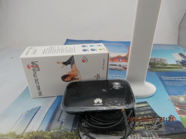 Unlocked Huawei E5776s-601 4G FDD/TDD Wireless MiFi Router WiFi Hotspot NEW+Free Antenna new unlock huawei e5776s 601 4g lte fdd tdd wireless router 150m wifi modem