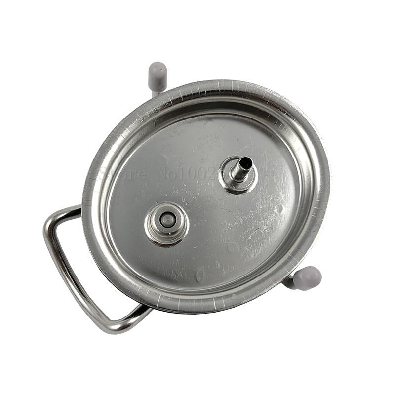 Homebrew Kegging Carbonating Beer Keg Carbonation Lid Cornelius Style in-built Ball Lock Gas Post Disconnect  (2)