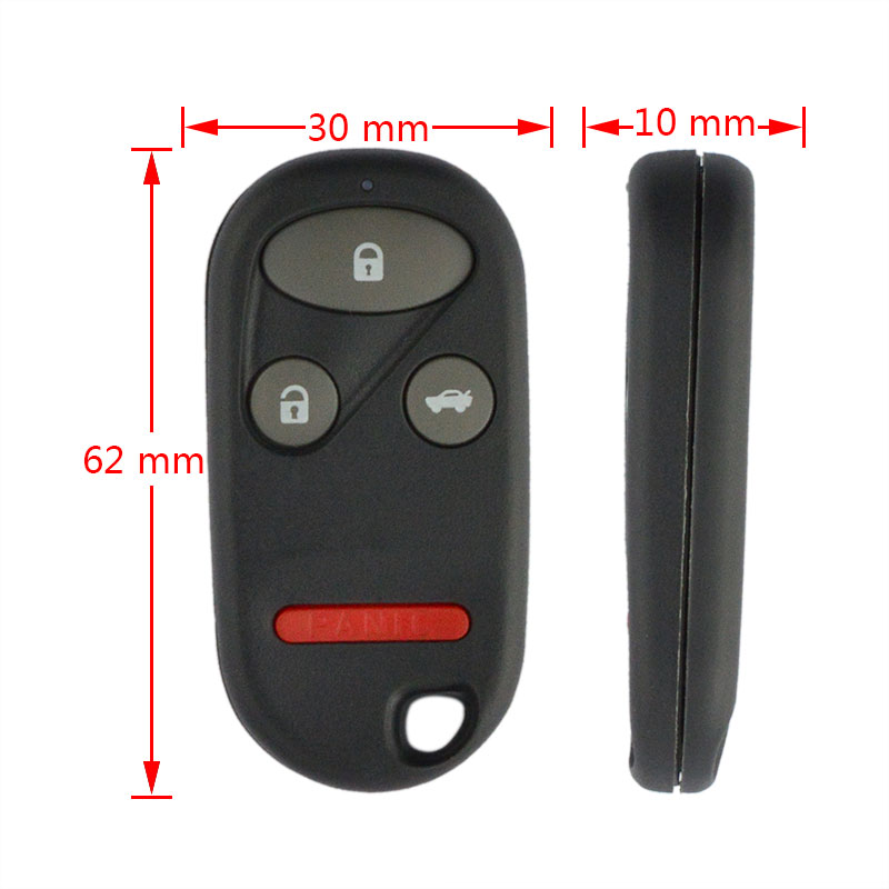 honda accord key fob remote control battery cleaning. Black Bedroom Furniture Sets. Home Design Ideas