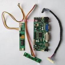 Kit for N150X3-L03 Display Panel VGA Signal 1024X768 Screen Driver DVI HDMI Controller board 15″ 30pin 1 lamps LVDS