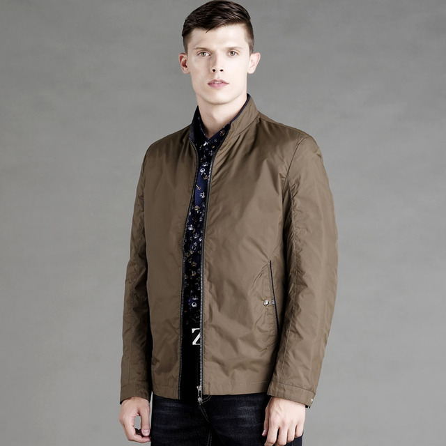 Hot Sale Fashion Casual Jacket Men Slim Fit Mens Business Brand Clothing Sportswear Bomber Jacket Winter Mens Jackets and Coats