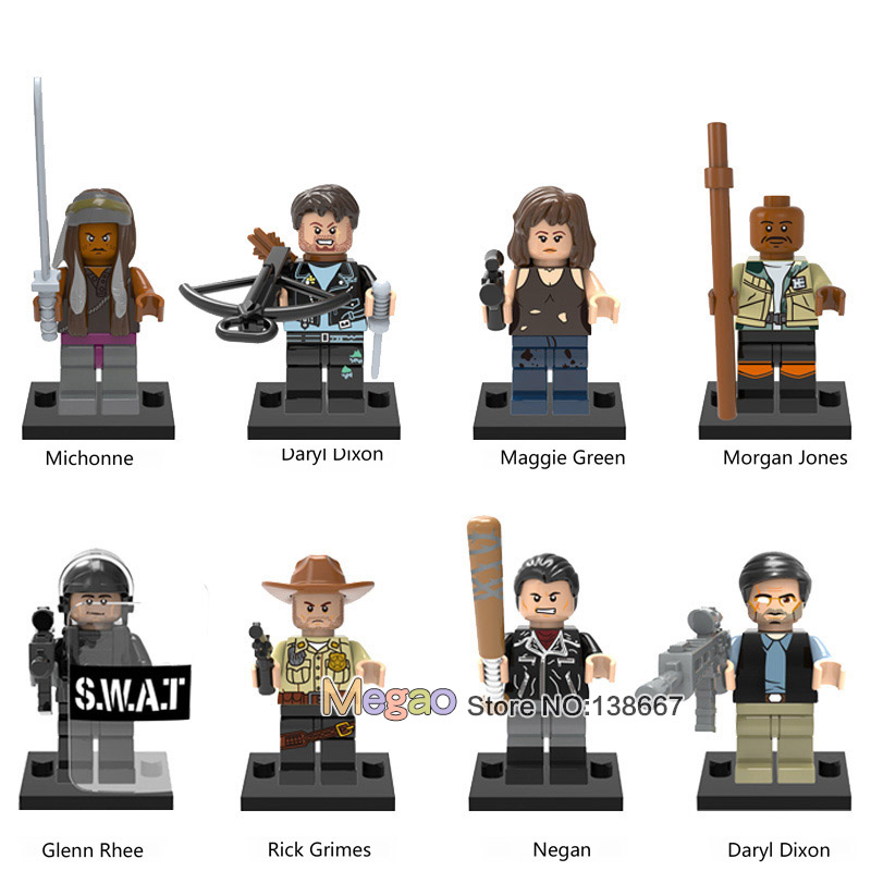 d60289bb7fe74 Single Sale Pirates of the Caribbean Jack Sparrow Ghost Zombie Captain  Hector Barbossa Building Blocks Children Gift Toys-in Blocks from Toys    Hobbies on ...