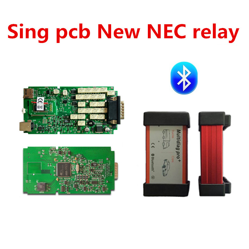 Image 2 - DHL Best Single board New relay Bluetooth for delphis vd ds150e cdp 2016.0 R0 with keygen Autocoms Multidiag pro+-in Car Diagnostic Cables & Connectors from Automobiles & Motorcycles on