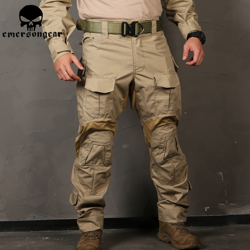 EMERSONGEAR G3 New Combat Pants Hunting Military Army Trousers Tactical Combat Pants with Knee Pads emerson EM9351-in Party DIY Decorations from Home & Garden