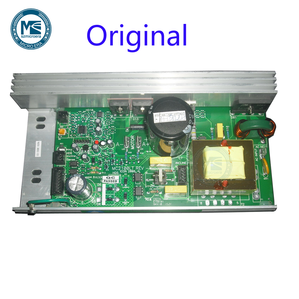 Treadmill Motor Controller MC2100LT 12 MC2100LT 12 general treadmill control board power supply board