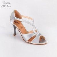 Dance sandals silver