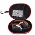 New Bee Caso EVA Fone De Ouvido Acessórios Zipper Caixa de armazenamento Portátil saco de fone de ouvido de Alta Qualidade Fone de Ouvido