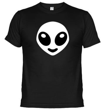 Camiseta Alien Funny T Shirt teenagers concert style tumblr t ...