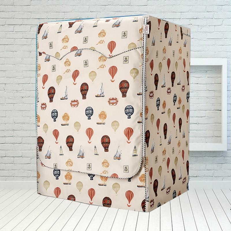 Vodotesna torbica za zaščito pred soncem za pralni stroj Oxford stroj za pranje krpe pokriva zaščitni pokrov