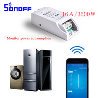 Sonoff Pow Smart Home Automation Module Universal Timer Diy Wireless Switch Via IOS Android