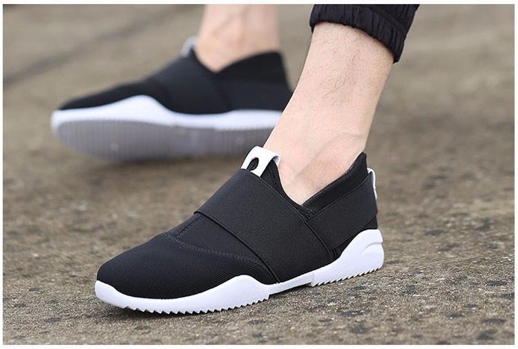 Hellozebra Men Casual Shoes Breathable Board Flats Soft Shoe Set Foot A Pedal Lazy Tide Mesh Students Shoes 2016 Autumn New  (10)