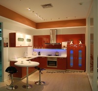 High Gloss Lacquer Kitchen Cabinet Mordern LH LA051