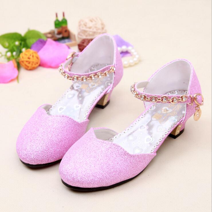 Aliexpress.com : Buy 2016 Children Princess Sandals Kids Girls