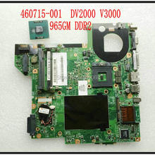 460715-001 for hp pavilion DV2000 DV2500 DV2700 laptop mothe