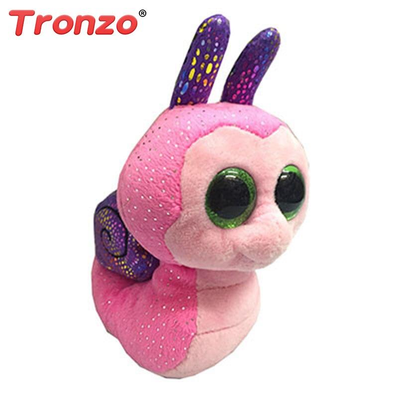 Ty Beanie Боос серый Кот плюшевые игрушки куклы для маленьких девочек подарок на день рождения Набивные плюшевые игрушки 15 см большой Средства ...