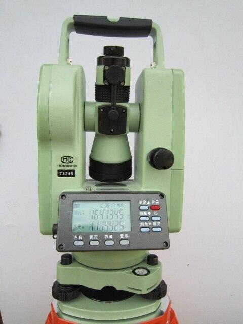 Optische Instrumente: DE5A-L Laser Theodolit, CE genehmigt, GUTE QUALITÄT