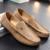 New Top Venda 2017 Outono Novo Estilo de Moda masculina Dos Homens Britânico Slip-On Sapatos de Couro PU Adolescente ocasional Mocassins Zapatos Hombre G165