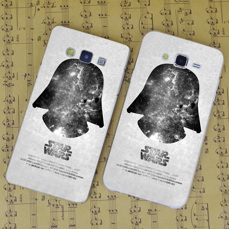 B3596 Star Wars A New Hope Transparent PC Hard Case Cover For Samsung Galaxy J 3 5 7 A 3 5 7 8 9 2016 GRAND 2 PRIME