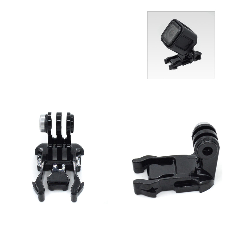 Generic GO Pro Accessories Quick-Release Buckle Mount Base Tripod Adapter For Gopro Hero 1 2 3 3+ 4 5 Camera - 2 Pieces велосипед stels pilot 350 20 z011 2018