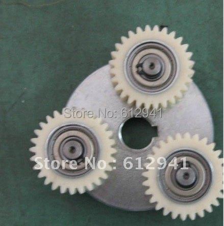 28T brushless hub motor gear redution set(easy spoiled set)