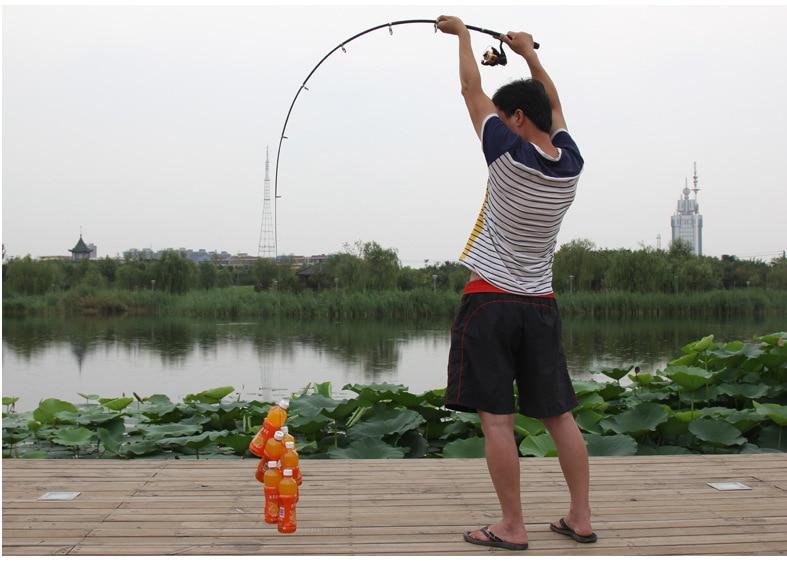 Yumoshi Fishing Rod Reel Combo 34
