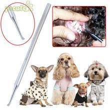 Двойная головка зубного камня Calculus Remover скребок ветеринарная собака товар для животных инструмент
