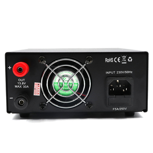 Image 2 - PS30SWIV חזיר רדיו בסיס סטיישן עידון של תקשורת אספקת חשמל 13.8V 30A PS30SWIV 4 דורות