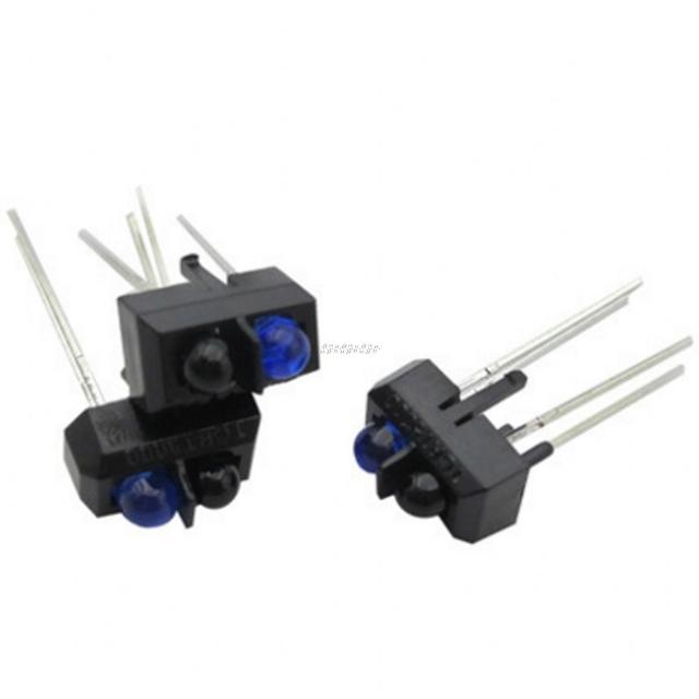5pcs. TCRT5000L TCRT5000 Reflective Infrared Optical Sensor Photoelectric Switches