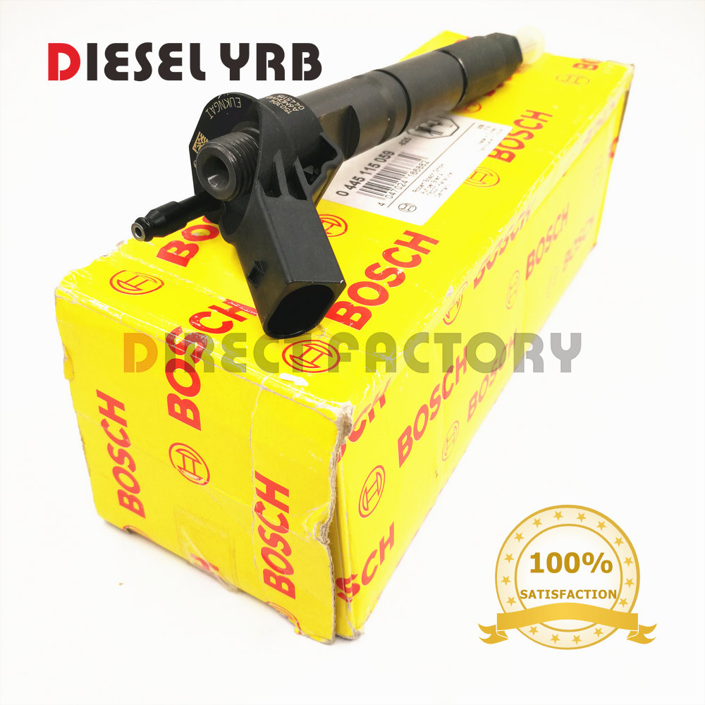 Original new injectors 0445115059 0445115044 for M ercedes B enz A6420701487 A6420700887 0445115060 0445115043