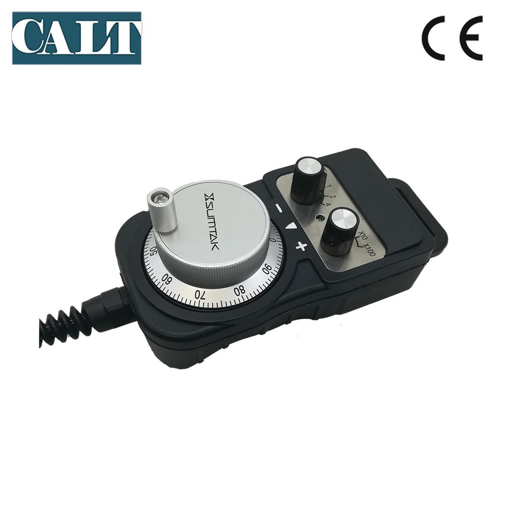 Высокоточный Ручной импульсный генератор SUMTAK, 12 Вольт, 25ppr, RT068 MK2 T - 5