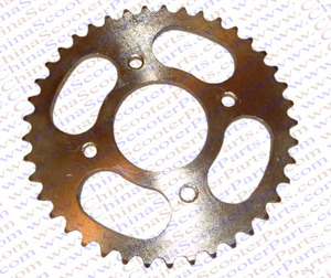 37 Tooth 428 54mm Rear Sprocket Pit Dirt Bike Parts ATV Go Kart 50CC 70CC 90CC 110CC 125CC 150CC|ATV Parts & Accessories|Automobiles & Motorcycles -